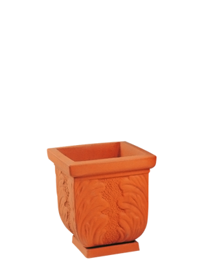 Pot Persegi TERRACOTA