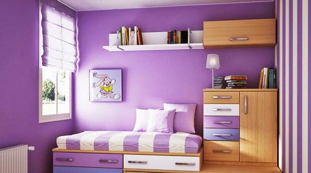 4 Tips To Arange A Cramped Bedroom Become Comfortable